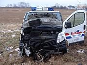 Wypadek ambulansu