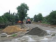 Budowa ulicy Towarowej trwa